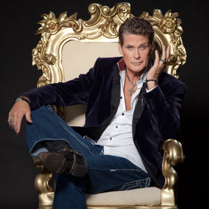 'An Evening with the Hoff'